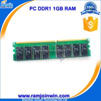 Factory cheap ram ddr1 ram memory 1gb desktop
