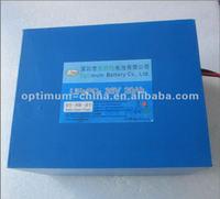 Wholesale 36V20AH lipo battery for e-bike