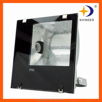 Factory Wholesale 2000w floodlight luminaire price for outdoor flood lighting