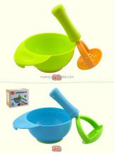 Freshfoods Mash & Serve Bowl Baby food grinding bowl Homemade diy artifact 170 g