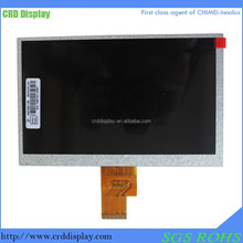 "Factory Made CRD070TN01-40NM01 TFT 7"" Touch Screen 7 Inch LCD Display"