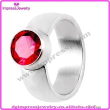 IJZ6064 man engagement ring price with ruby,stainless steel stone ring designs for men