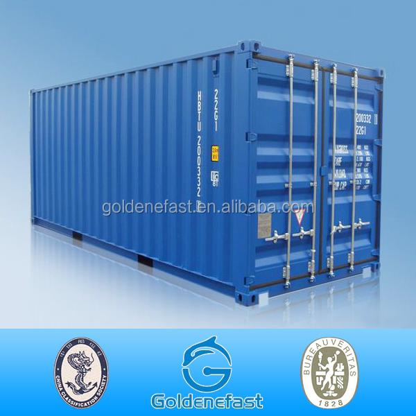 Zeecontainer verschepen