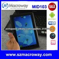 Hottest A20 7 polegadas android tablet pc venda