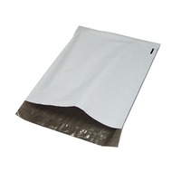 Save postal cost Waterproof Recyclable white plastic mailing bags
