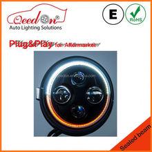 Qeedon automobile Turn light headlight for motorcycle original design led headlight