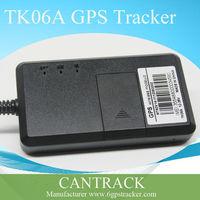 TK06A GPS Vehicle Tracking System vehicle engine disabler