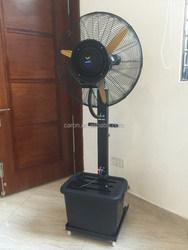 water spray stand fan /fan industrial company ltd