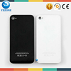 Factory Price Mobile Phone Cover For Iphone 4 4G, Mobile Phone Accessories For Iphone 4 Back Housing Cover