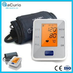 Best Selling Home Health Products AB-502 Upper Arm Blood Pressure Monitor,Sphygmomanometer with Lower Price for Homecare