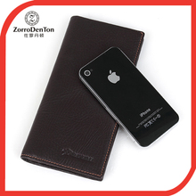 Hot selling for 2015 High-quality New Style Rfid Blocking Leather Men with great quality