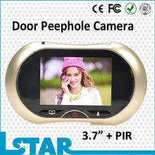 3.5 inches TFT LCD Screen Digital Door Peephole Viewer Camera With Night vision wide angle