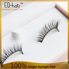 good price 100% real mink fur lashes eyebrow extension