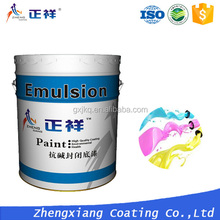 Factory price of interior wall primer emulsion paint