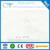 Acoustic Waterproof and Moistureproof PVC laminated gypsum ceiling board