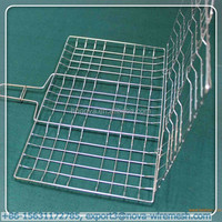 2015 New Arrival Good Quality Fresh Design Stainless Steel Barbecue Grill Wire Mesh(Gold Supplier/China manufacturer)