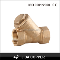 inch plastic grease water meter check valve