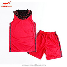 Cheap price high quality athletic basketball teams uniform jerseys wear