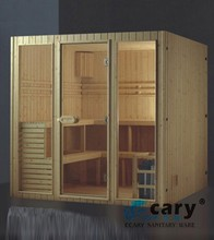 2015 new products Outdoor sauna steam room