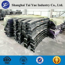 Heavy Duty 70x20 Truck Suspension Used For Volvo Truck Parabolic Spring Leaf