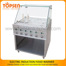 Cheap Buffet Food Warmer,Party Used Induction Indian Food Warmer