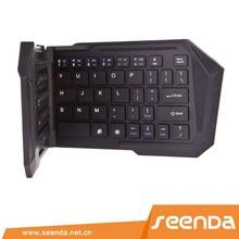 Keyboard Manufacturer Producing Folding Keyboard For iPad, iPhone, Tablet
