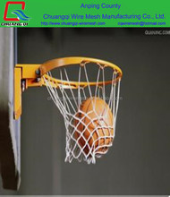 acrylic basketball nets and chain basketball net