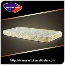 Roll cheap compressed foam mattress,thin rollable foam mattress