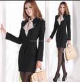 2015 boa qualidade venda quente senhoras escritório uniforme