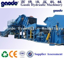 Hot sale!steel scrap typical crushing line made in China /forward out PSX-450