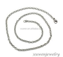 ladies wholesale stainless steel old fashioned necklaces