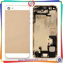 cheap price back cover for iphone 5 back housing