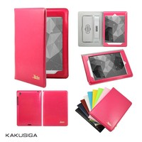 KAKU leather case silicone bumper for ipad mini