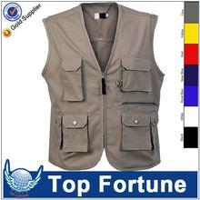 Customized Wholesale fishing hunting vest