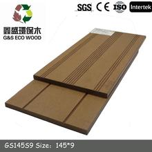 G&S outdoor WPC decking / Hot! popular environmental garden outdoor wpc decking