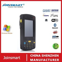 X10 pda 2D barcode scanner handheld pda with 3G, WIFI, GPS