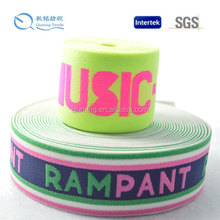 2015 new R&D made in china skin friendly elastic band for sport