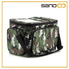 2015 China wholesale best selling large camo thermal solar cooler bag