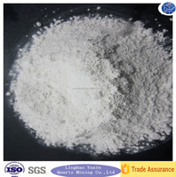 physical specifications of 1000 mesh silica powder