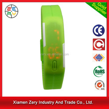 R0775 promotional led watch led watch touch