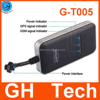 2015 new small waterproof car gps tracker -T005 with IOS/Android APP