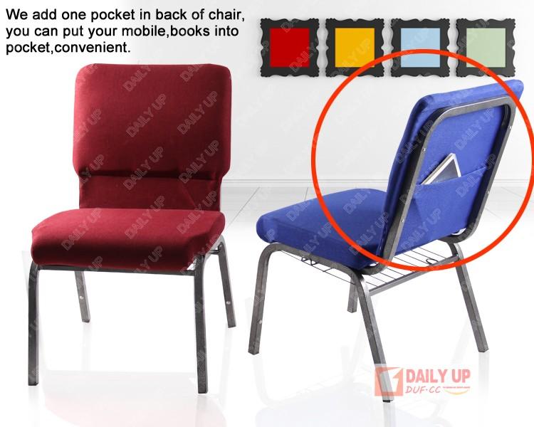 Gang Verrouillage Église Chaise Meubles Vendre Le Violet Noir Bleu Pas Cher Église Chaises Dimensions Auditorium Église Chaise Couverture