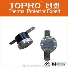 Bimetal Temperature Controller Thermal Protector Chiller Thermostat KSD301