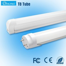 Cooper G13 plug CE&ROHS 3 Years Warranty T8 LED Tube 1200mm 20w 6500k led tube lamp