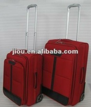 2012 hot sale red color Trolley bag Luggage box