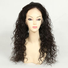 20inches no shedding malaysian curly full lace wigs