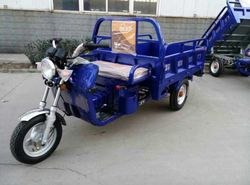 150cc 200cc 250cc choppers/mopes Motorcycle Cargo Tricycle for South Africa/Uzbekistan/Sudan/Kenya