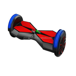 Smart Balance 2 Wheel LCD Light 8 inch self balancing electric scooter