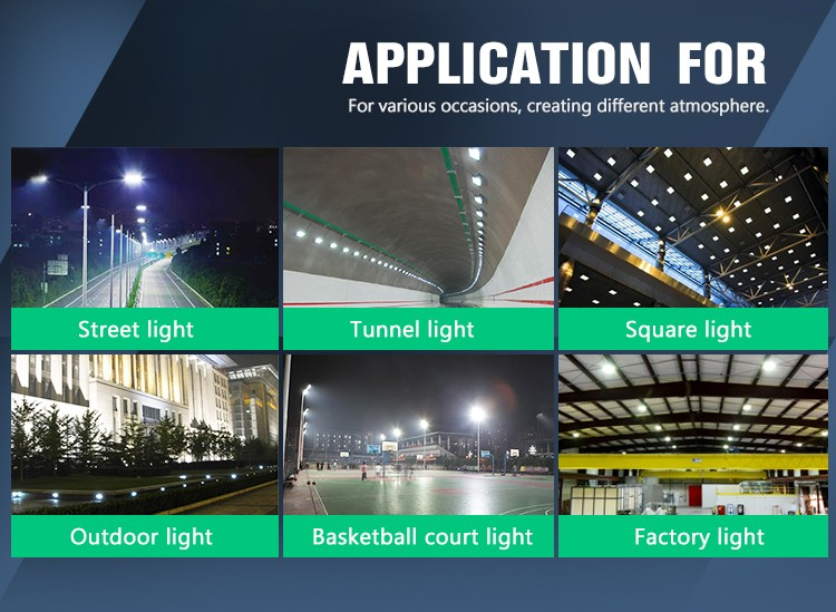 Уличный Светильник Алюминиевый Литой LED Street Light Жилья