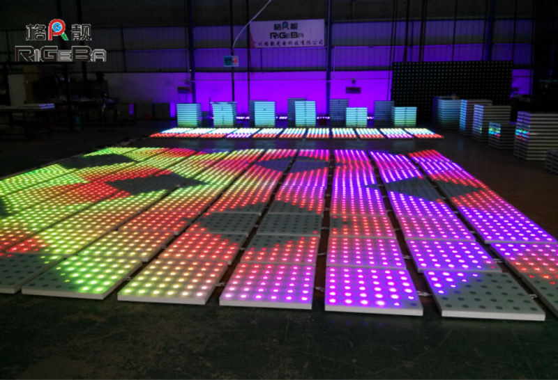 Best Price Colorful Dance Floor Dmx Led Dance Floor Light
